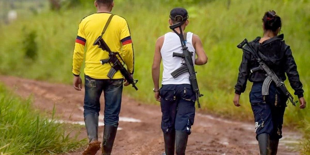 Personero de Puerto Rico, Caquetá, había alertado de la presencia de menores en campamento bombardeado