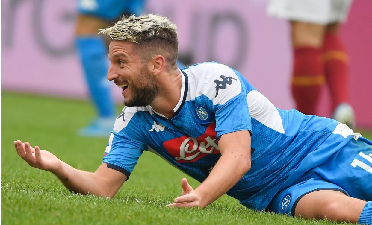 Napoli llegó a tres partidos sin ganar y está cada vez más lejos de la punta de la Serie A