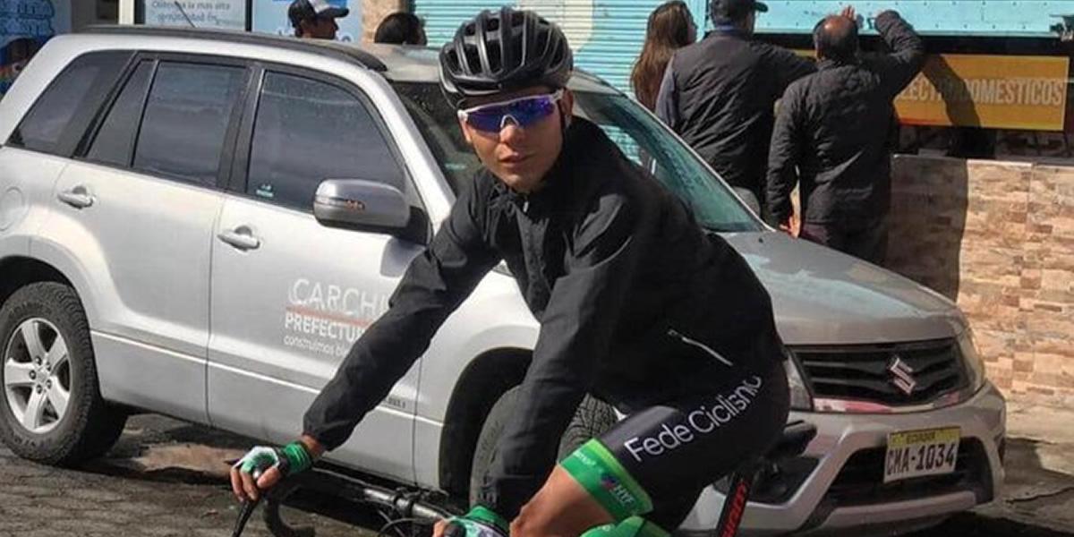 Joven ciclista muere en accidente de tránsito mientras entrenaba en Risaralda