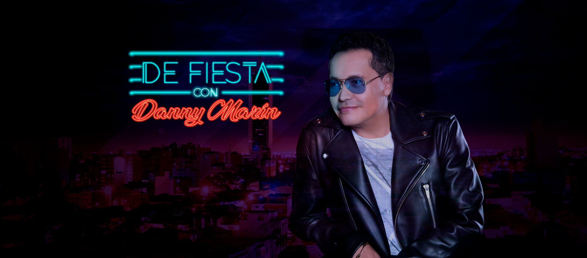 De Fiesta con Danny Marin