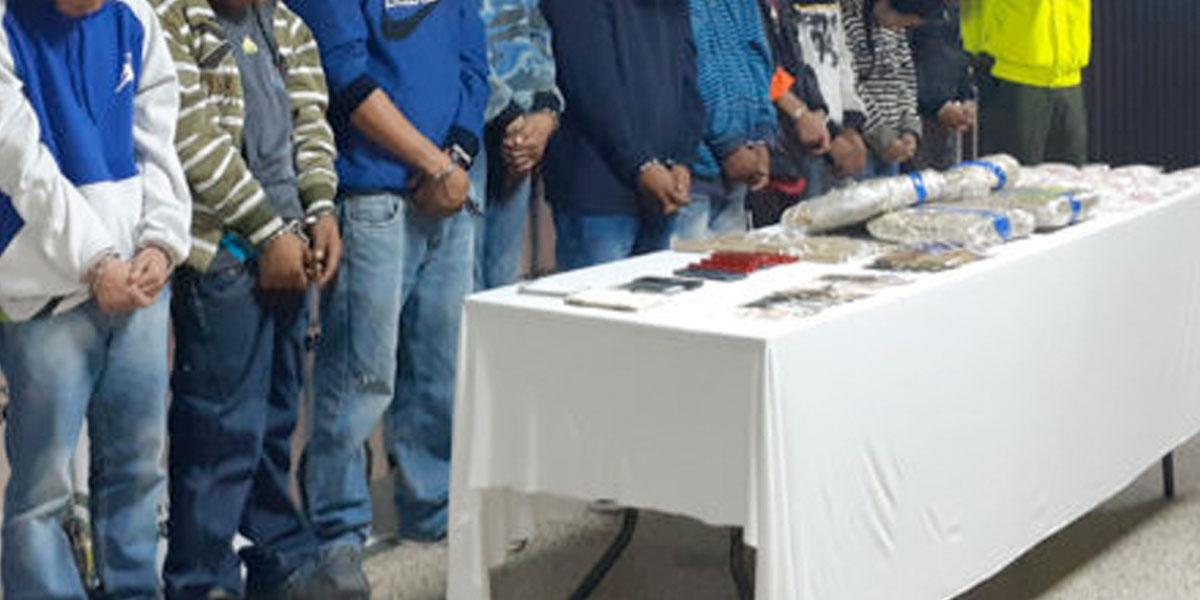 Así cayeron 'Los Topos', la banda que vendía medicamentos restringidos y alucinógenos en Bucaramanga