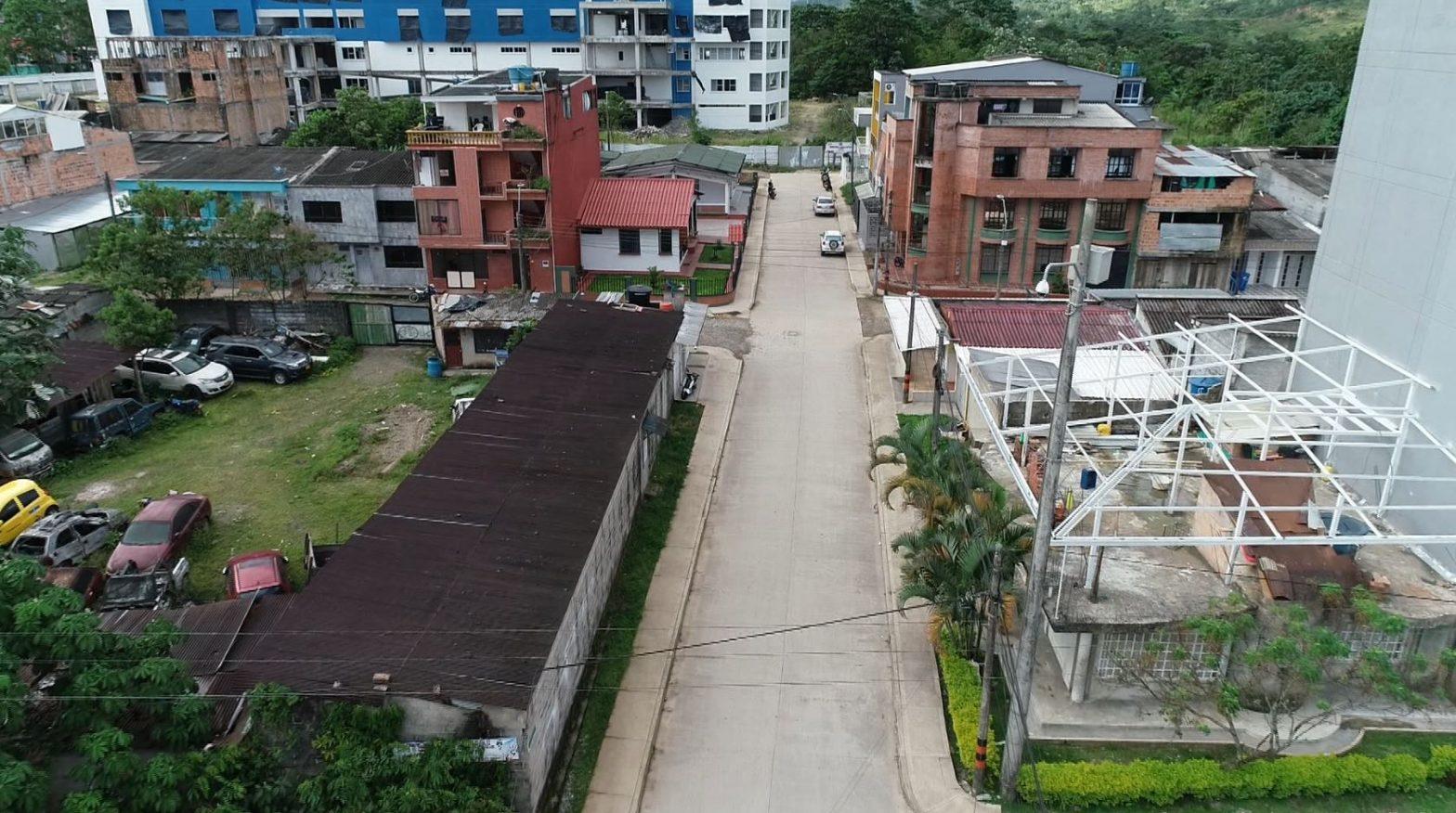 Más de dos años de la avalancha en Mocoa, solo una calle es nueva y conduce a la casa del alcalde - Canal 1