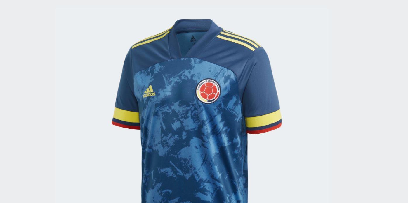 Chaise longue preferir hipocresía  Adidas presentó oficialmente la nueva camiseta Selección Colombia ...