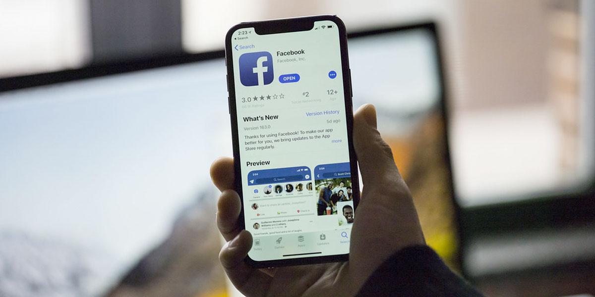 La falla de Facebook que activa la cámara del iPhone sin permiso