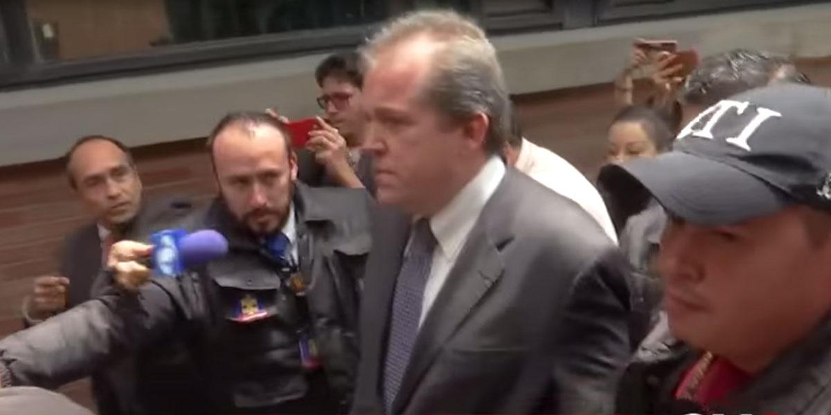 Testigo del caso Odebrecht dice que tiene información sobre el metro de Bogotá