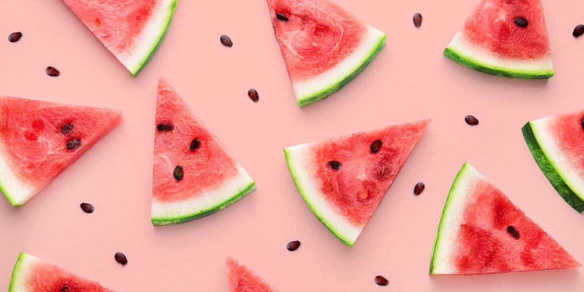 Cinco beneficios de comer las semillas de la sandía