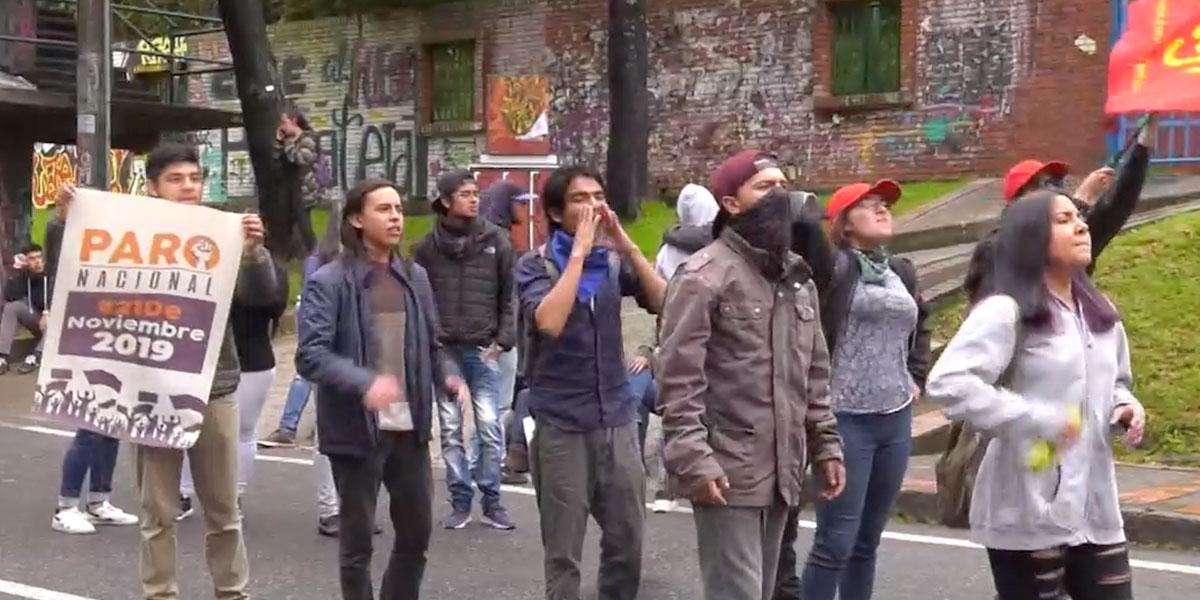 Peñalosa dejó plantados a los estudiantes de la Distrital y provocó una dura protesta