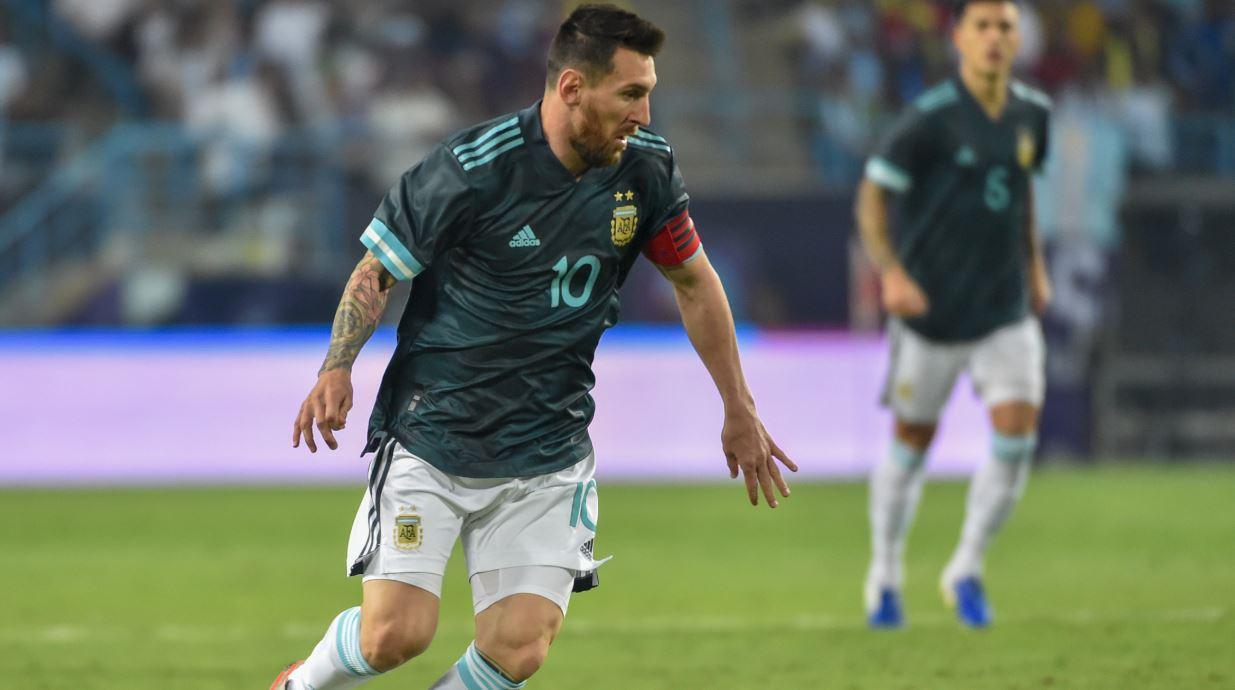 Argentina fue muy superior a Brasil y se impuso en el clásico sudamericano