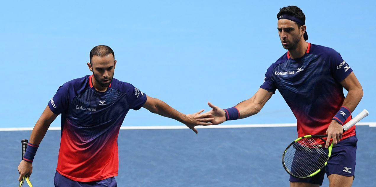 Cabal y Farah, eliminados en semifinales del Masters