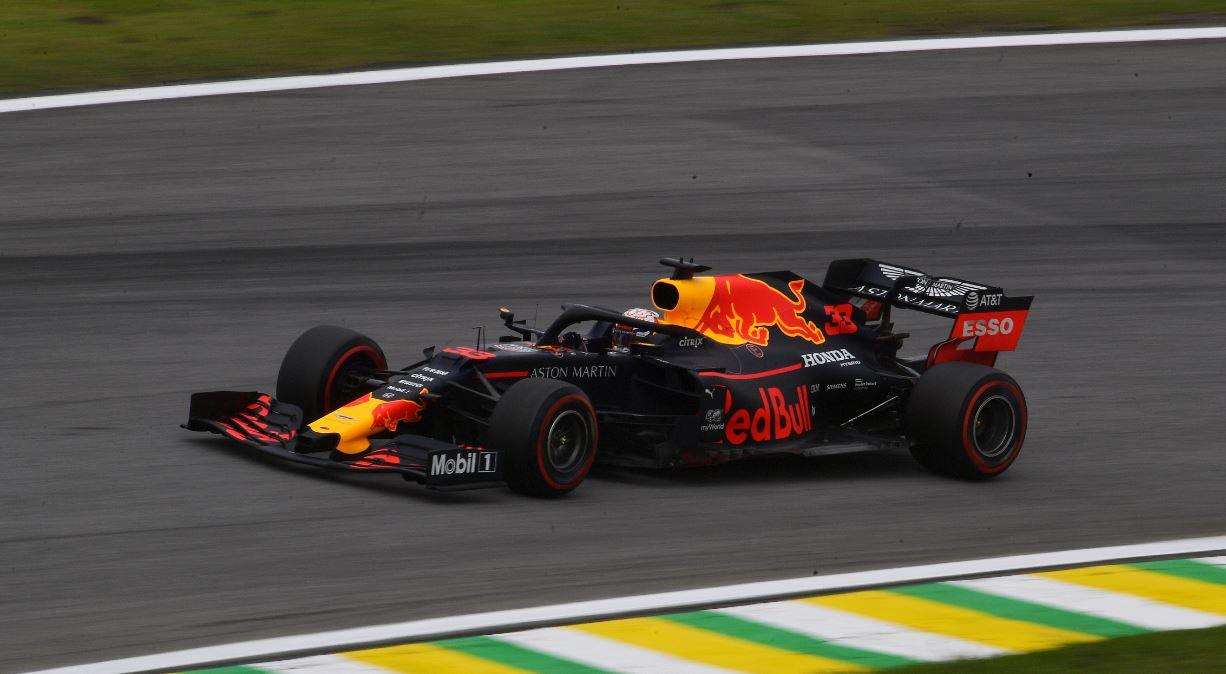 Max Verstappen logró la pole para el GP de Brasil de Fórmula 1