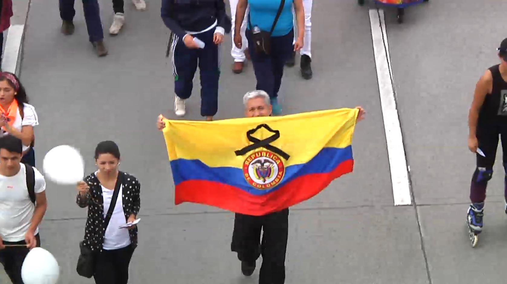 Líderes de dos localidades de Bogotá hablan de sus expectativas de la jornada del 21 de noviembre
