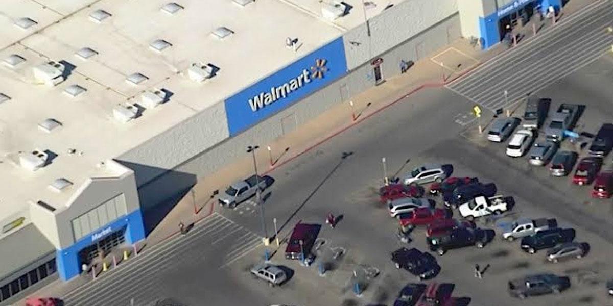 Lunes trágico en Estados Unidos: tiroteo en un Walmart deja tres muertos