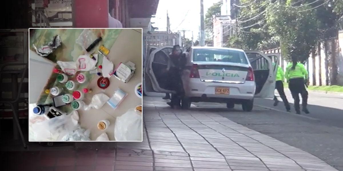 Desarticulan banda que vendía drogas sintéticas por redes sociales en Bogotá