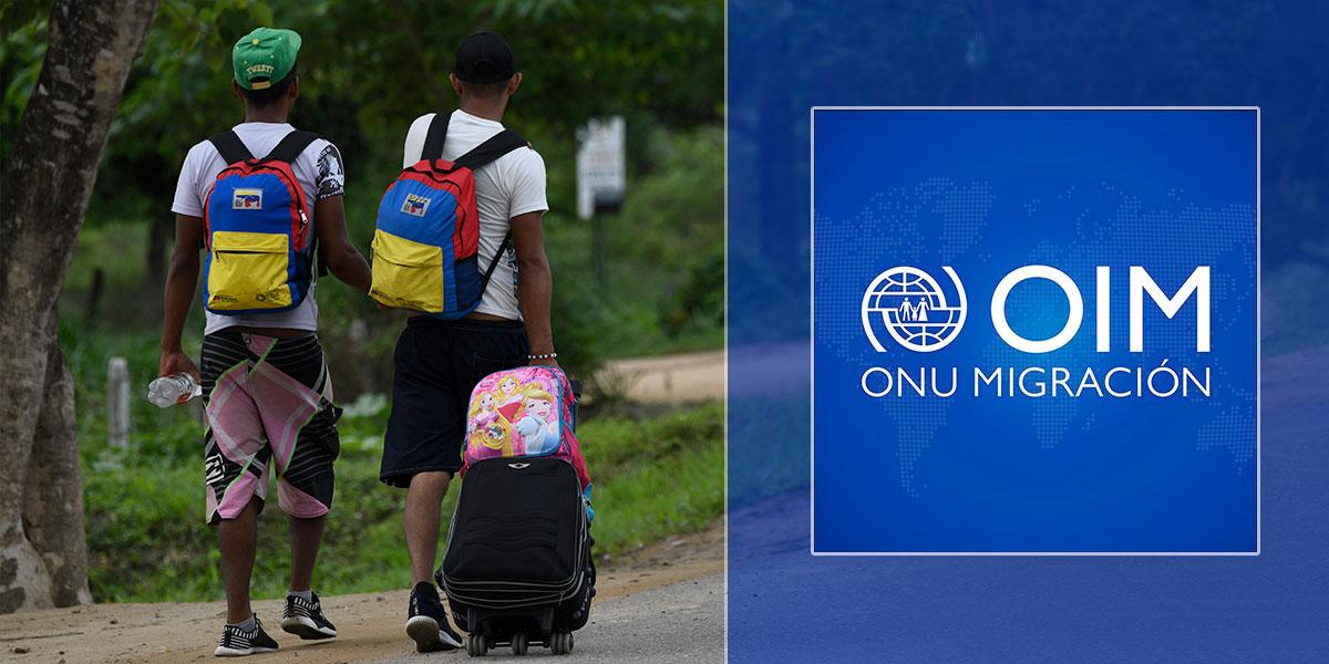 ONU lanza programa de formación a migrantes venezolanos en Colombia y Perú