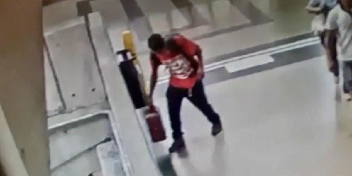 El extraño paquete orinado que obligó a evacuar el Metro de Medellín
