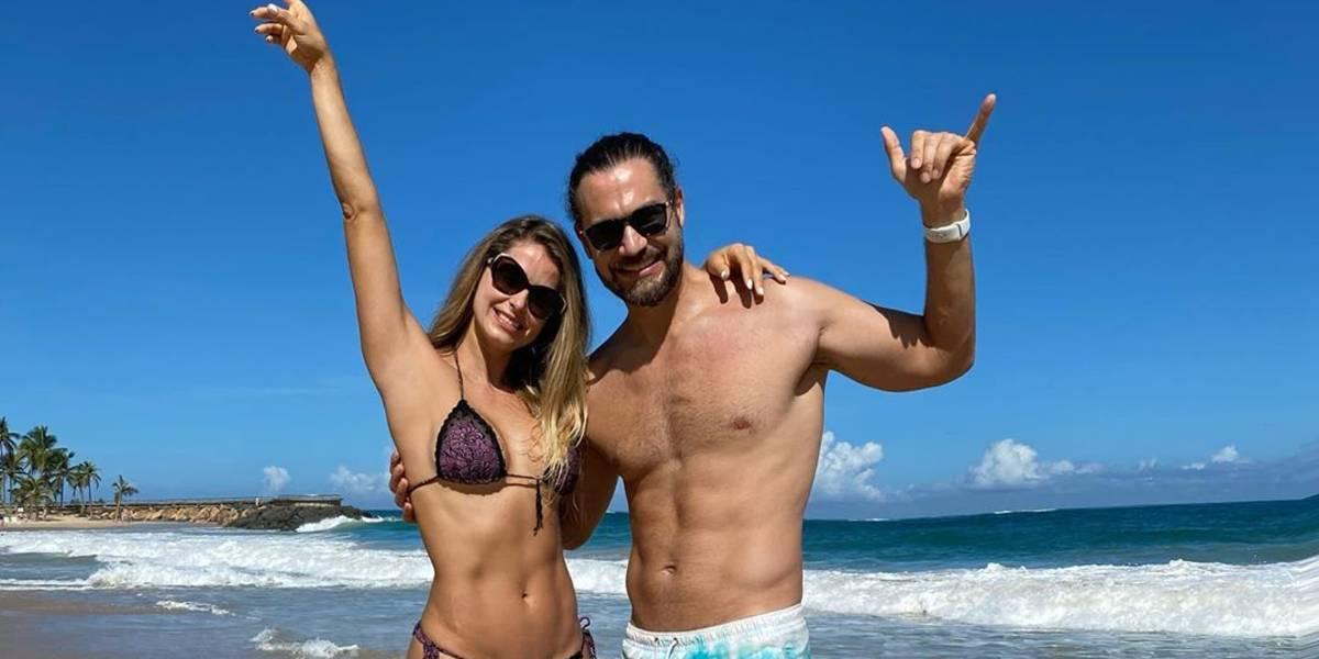 La tremenda sorpresa que le regaló Cristina a Josse tras su victoria en Puerto Rico - Canal 1