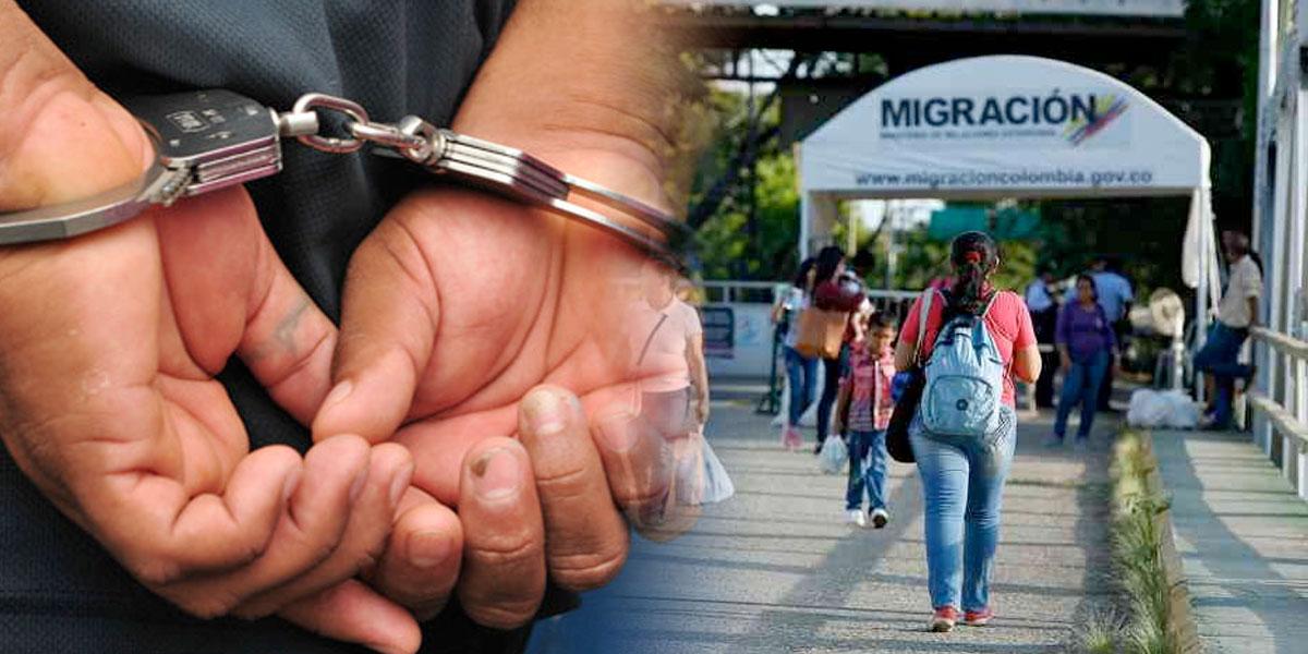 Migración Colombia ha expulsado a 24 venezolanos en las últimas semanas