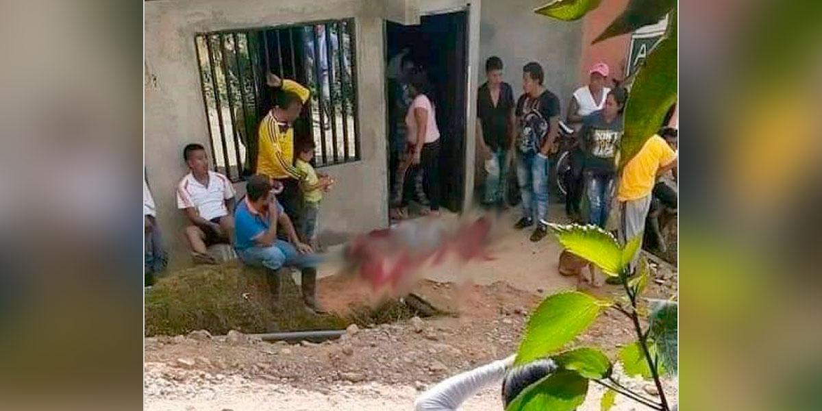Atacan a comisión que investigaba el crimen del Flower Trompeta en Corinto, Cauca