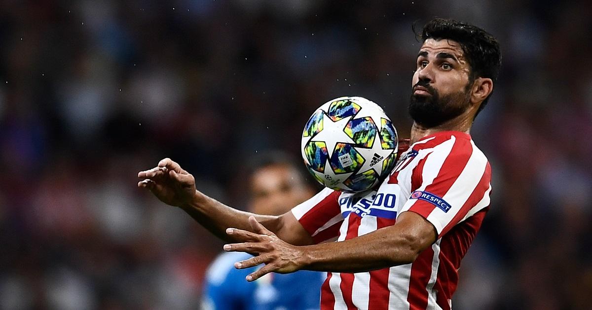 Diego Costa, intervenido quirúrgicamente, se alejará de las canchas por tres meses