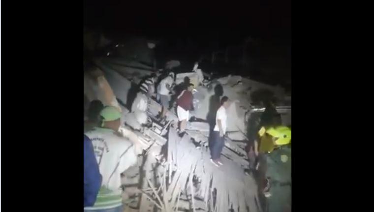 Cinco personas fueron capturadas tras atentado en Santander de Quilichao