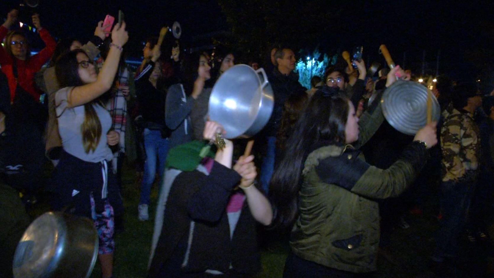 Top Secret: La cacerola, la protagonista de las manifestaciones
