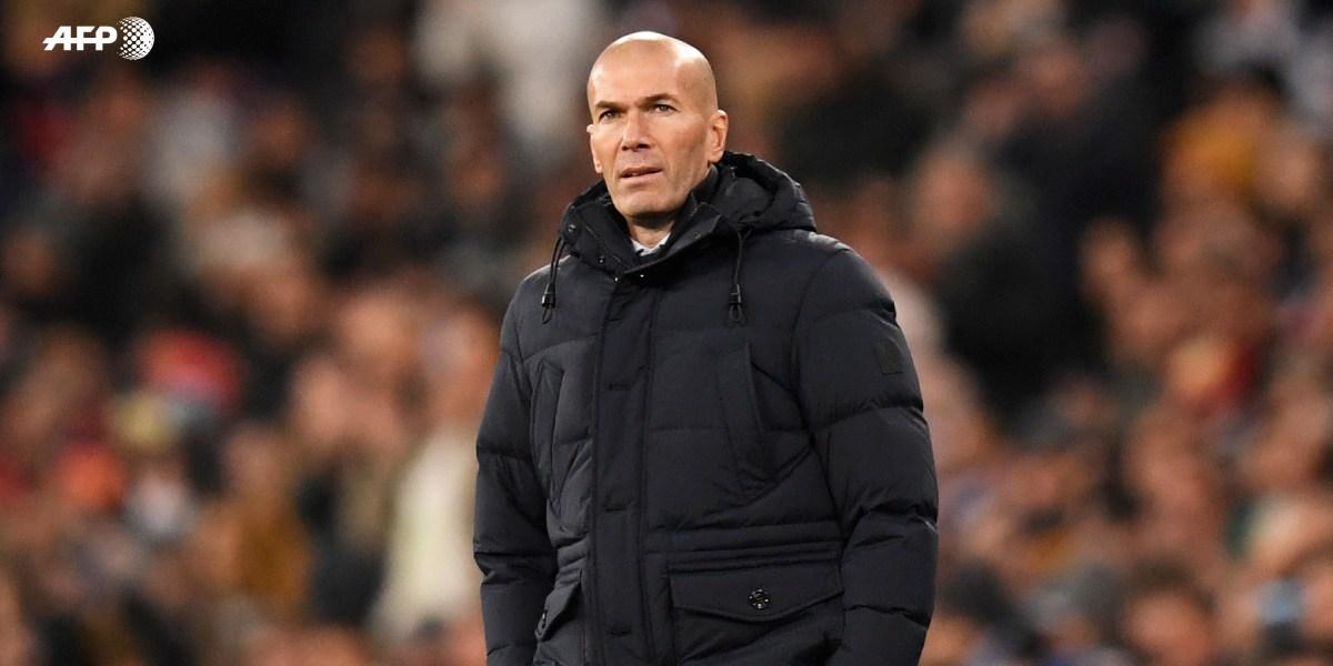 """Nuevo guiño de Zidane a Mbappé: """"Estoy enamorado de él"""""""