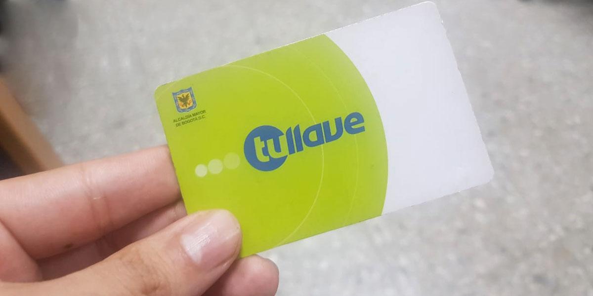 Usuarios de Transmilenio podrán recargar a través de internet la tarjeta TuLlave Personalizada