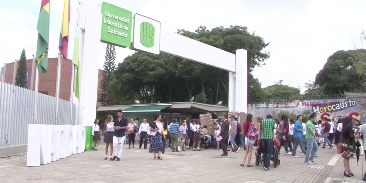 Marchas en Bucaramanga en acto de rechazo tras la muerte de Dilan Cruz