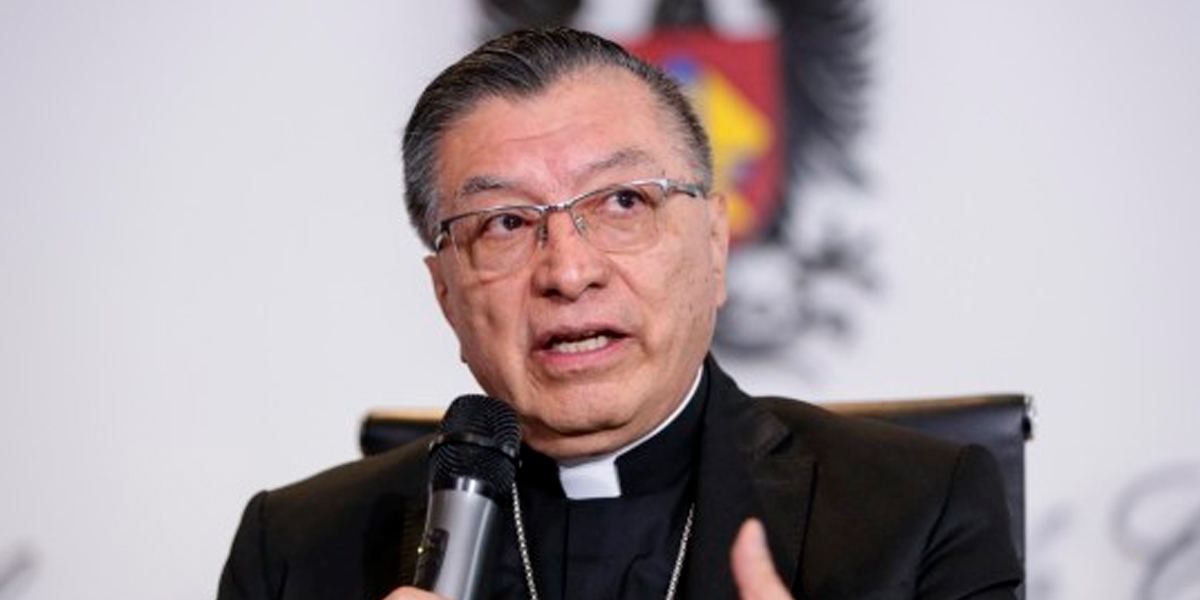 Iglesia católica apoya manifestaciones y condena vandalismo