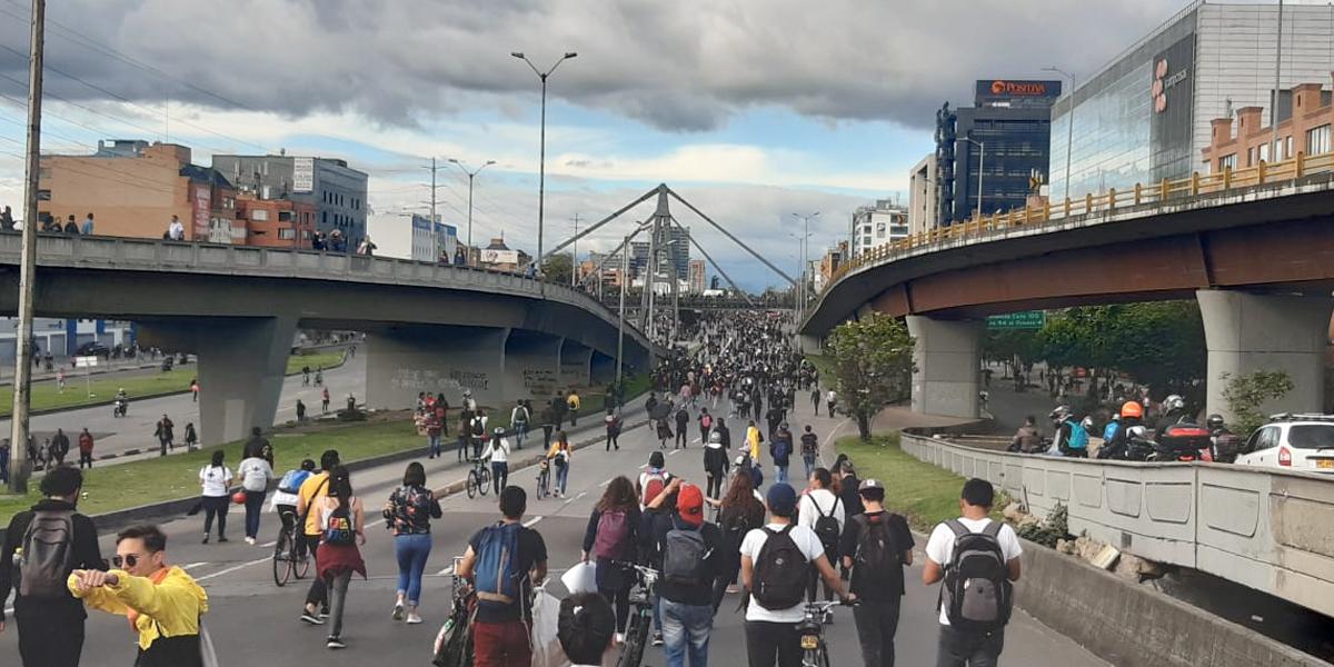 Estos son los recorridos de la jornada del 4D en Bogotá