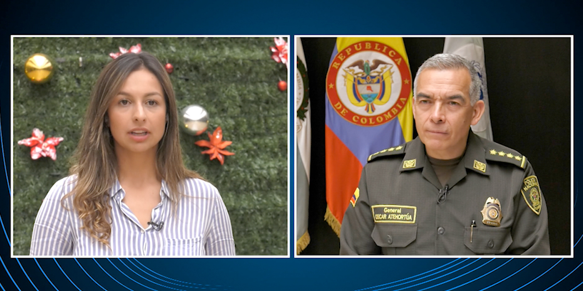 General Atehortúa responde sobre el actuar del Esmad y el caso del Dilan Cruz