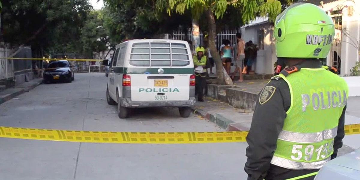 Hombre mató a su hijastro de un año, agredió a su pareja y luego murió tras autolesionarse de Cartagena