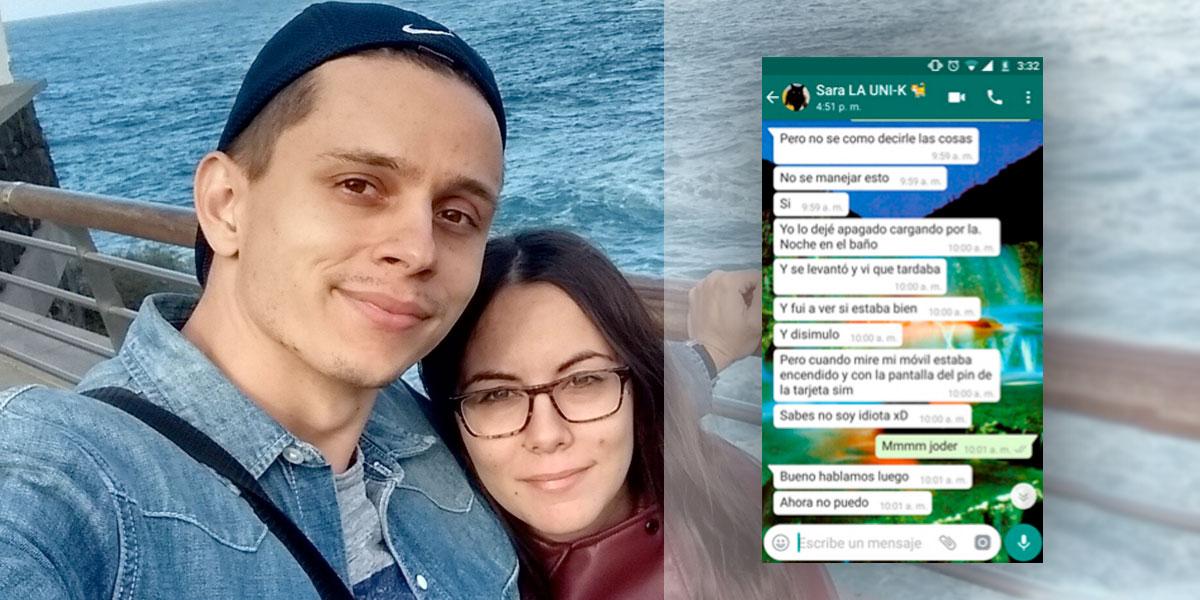 El extraño caso del estudiante colombiano que asesinó a su novia en España