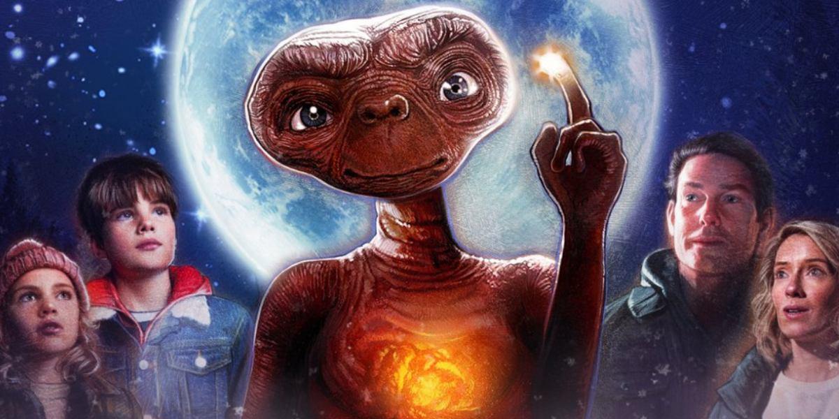 Video: El emotivo encuentro de E.T. y Elliott, luego de 37 años