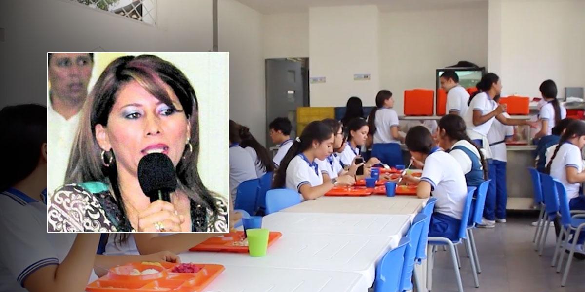 Sancionan a exalcaldesa de San Vicente del Chucurí por irregularidades en PAE
