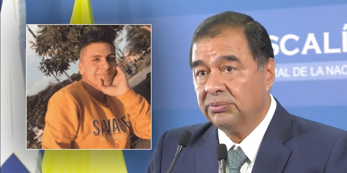 Fiscalía plantea colisión de competencias con la justicia militar por caso Dilan Cruz