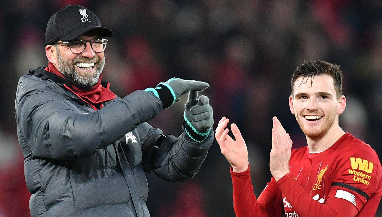 Liverpool aprovechó otro tropezón del Man. City y sigue ampliando su ventaja en Inglaterra