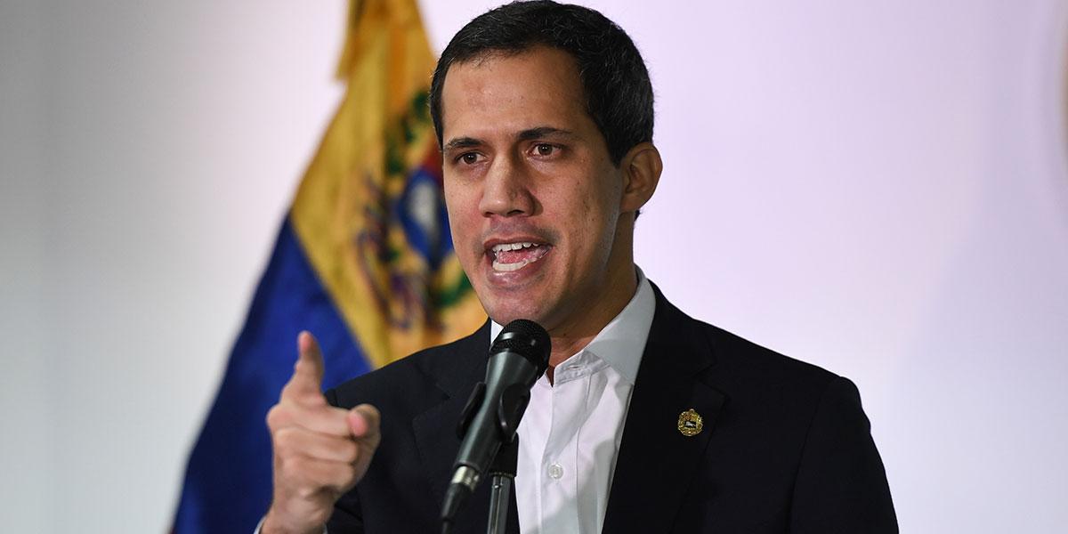 Juan Guaidó suspende de funciones a un grupo de diputados por presunta corrupción