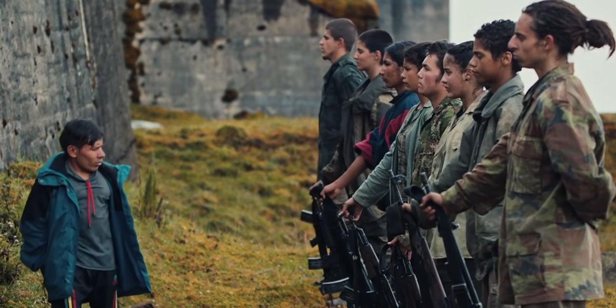 'Monos', nominada a mejor película iberoamericana en los Goya 2020