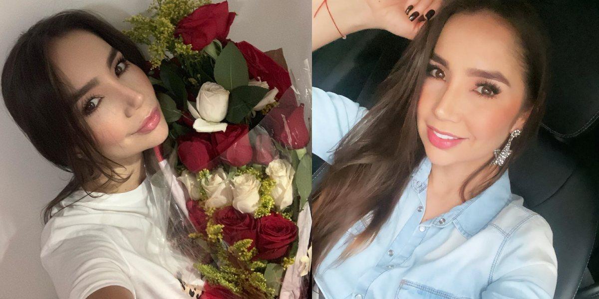 ¿Jessi Uribe, fuiste tú? Paola Jara recibe flores y comparte video enamorada