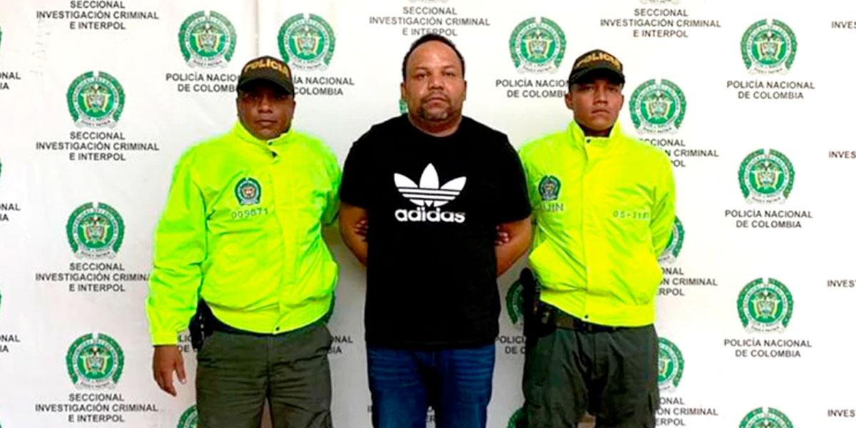 Cayó alias 'César el abusador', uno de los narcotraficantes más buscado en República Dominicana