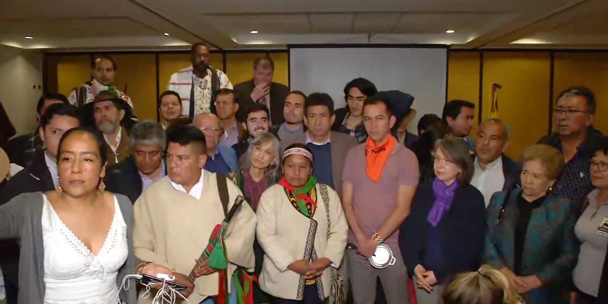 Sin acuerdo: sigue en pie protesta del 4D y comité del paro pide que no acompañe el Esmad
