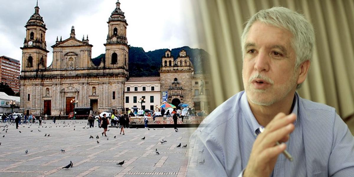 Reversazo: Peñalosa autoriza uso de la Plaza de Bolívar este 4D