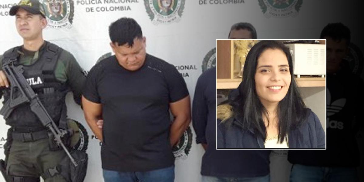 Envían a la cárcel a alias 'El Tigre' y a tres hombres más por secuestro de sobrina de Gabriel García Márquez