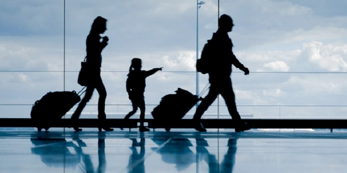 ¡Ojo! Conozca los requisitos para viajar fuera del país con un menor de edad