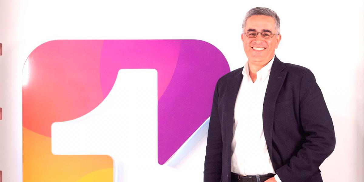 Canal 1 fortalece su estructura directiva con la vinculación de Felipe Ordóñez como Vicepresidente Comercial