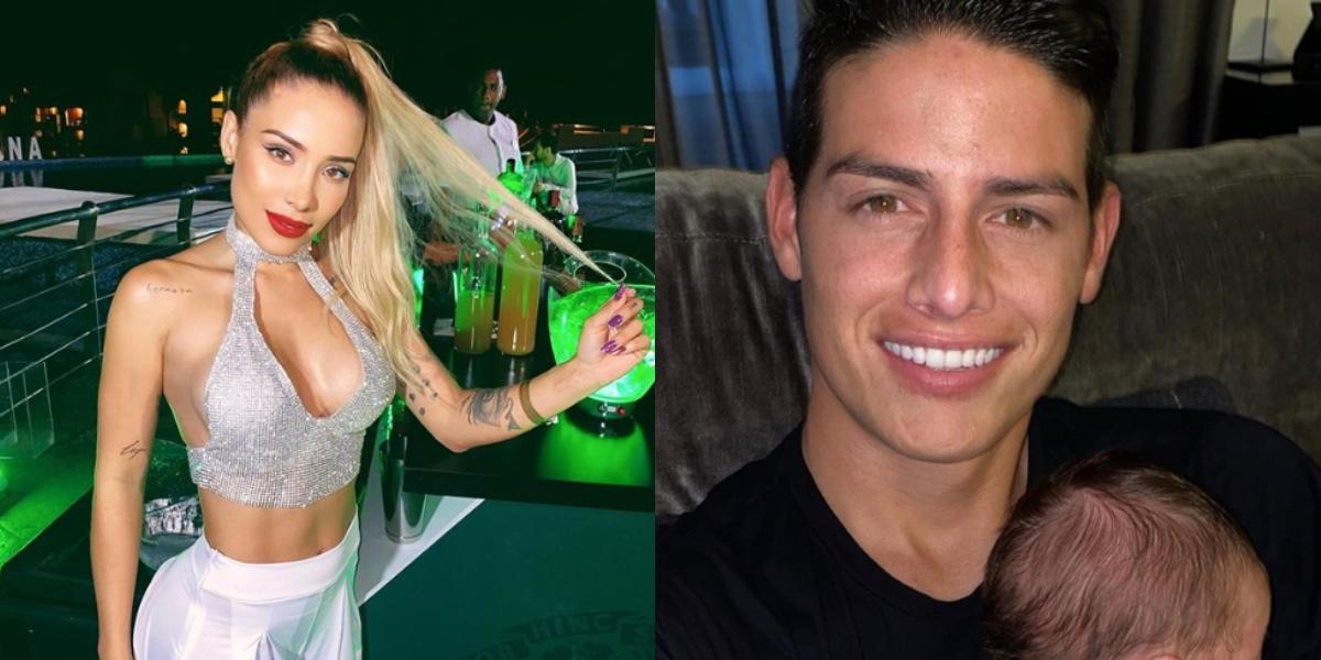 «Me cogería a James Rodríguez», las confesiones de Luisa Fernanda W