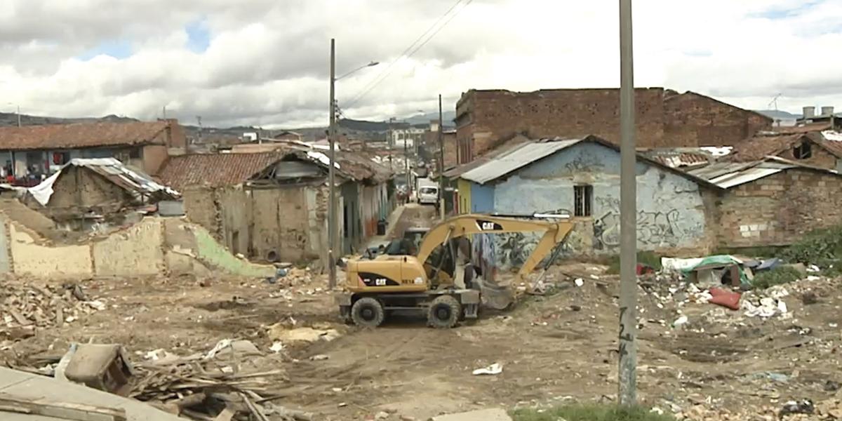 Adjudican construcción de viviendas en barrio San Bernardo de Bogotá