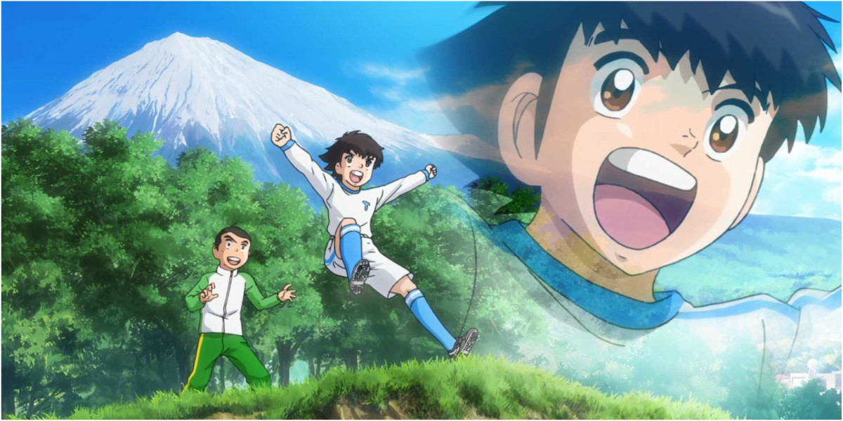 capitan tsubasa estreno canal 1 animes