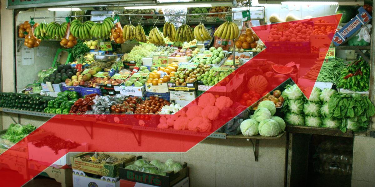 Inflación entre enero y noviembre se situó en el 3,54 % en Colombia